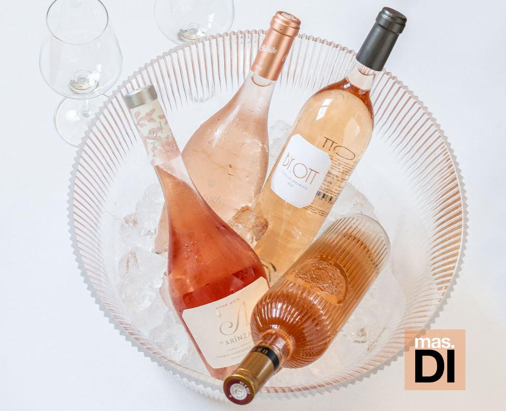 BEDRINKS: La versatilidad de los vinos rosados