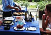 El placer de comer carne en Ibiza