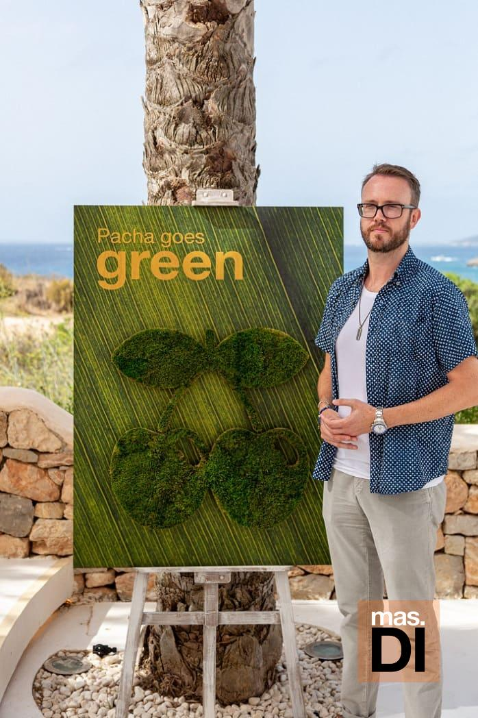 Apuesta del Grupo Pacha por el verde
