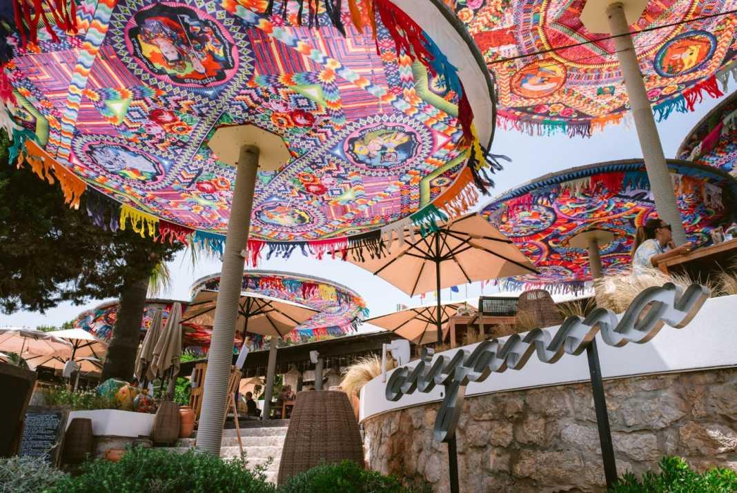 Gastronomía fresca y saludable en Aiyanna Ibiza