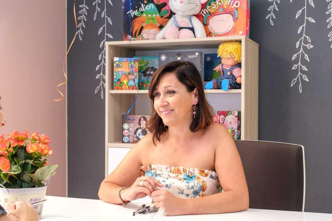 Nieves Riera es la directora de Kids&Us en Eivissa. Sergio G. Cañizares