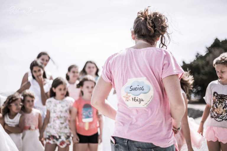 Sueños de Ibiza apuesta por la tradición y a la cultura Ibicenca en los eventos infantiles