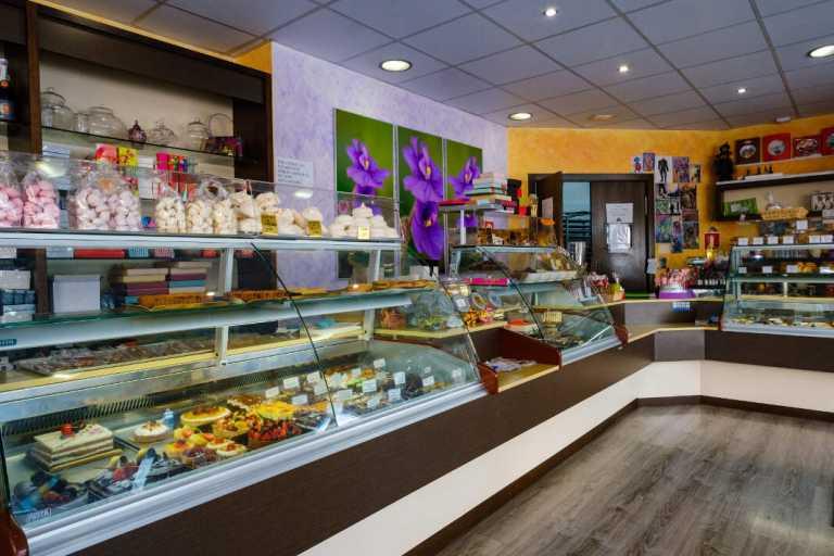 Los dulces más personales están en la pastelería Violet
