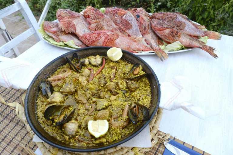 Restaurante 2000: Un menú casero que cambia según la pesca y la cosecha diaria