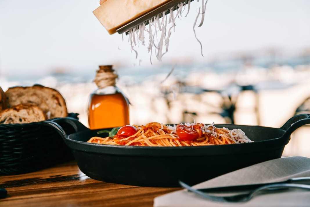 Sir Rocco Beach Restaurant te acerca a Italia en cada bocado | másDI - Magazine