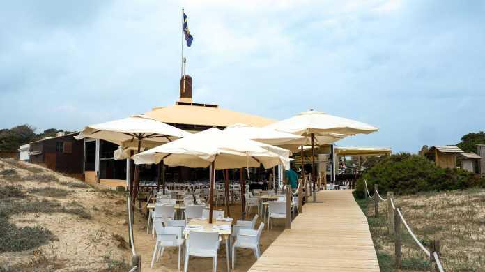 La terraza ofrece unas vistas difíciles de olvidar. Foto: Sergio G. Cañizares