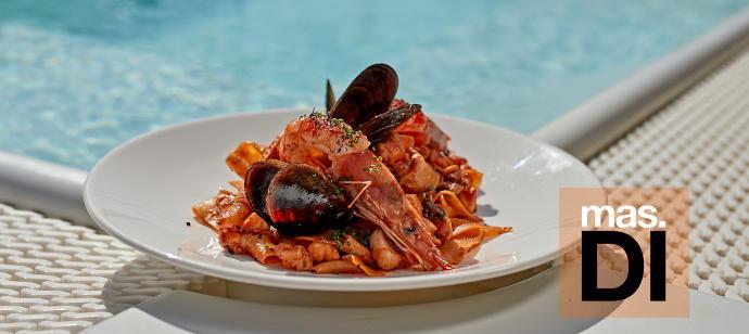 El delicioso sabor del marisco en The Oyster & Caviar Bar