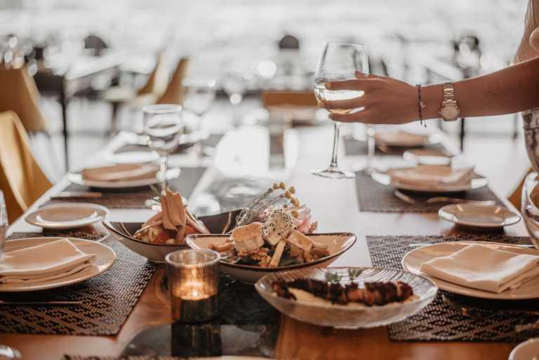 Gastronomía, glamour y diversión para despedir la temporada