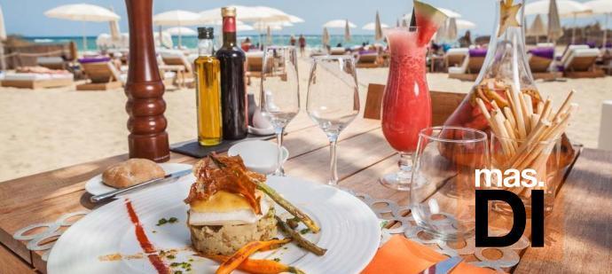 Música, sol y sabor Mediterráneo en Hard Rock Ibiza Hotel