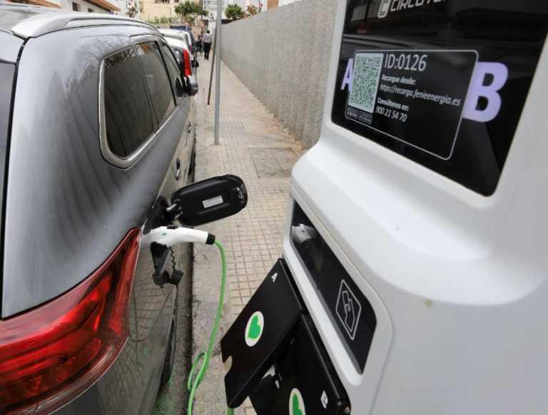 En Balears circulan cerca de 2.500 vehículos eléctricos