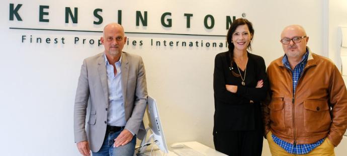 75 años de experiencia hacen de Kensington una agencia inmobiliaria más que segura