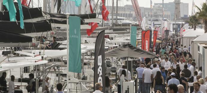 Barcos más tecnológicos para facilitar la navegación