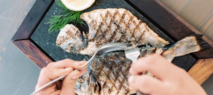 Gastronomía y luna llena, unión ideal en Chiringuito Blue