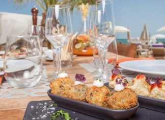 Gastronomía y relax frente al mar