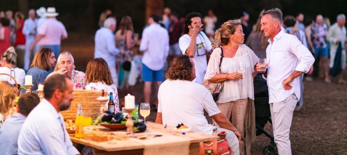 La experiencia gastronómica en el Huerto Orgánico de Atzaró se traslada al 12 de octubre