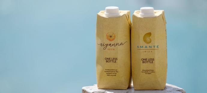 Los restaurantes Aiyanna y Amante Ibiza lideran una dura batalla contra el plástico