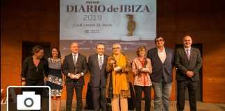 Todas las imágenes de la gala de los Premis Diario de Ibiza 2019
