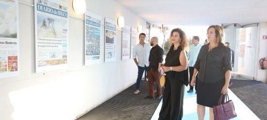 Una noche de portada – Diario de Ibiza