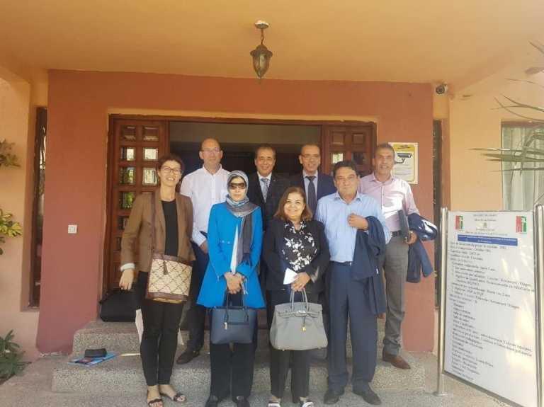 Jóvenes de Marruecos aprenderán oficios ligados con la vida a bordo