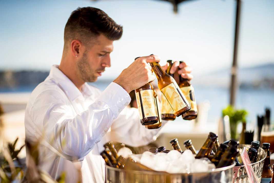 ODHotels es uno de los primeros hoteles de España en producir dos variedades de cerveza propia. Foto: OD Hotels