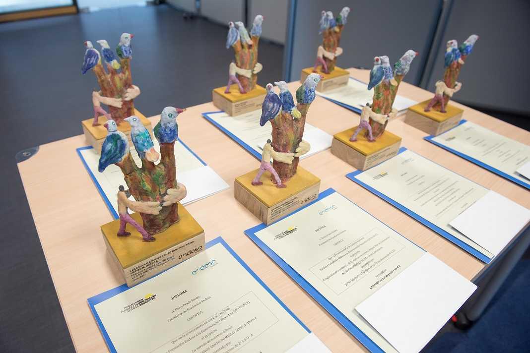 Galardones premios Ecoinnovación Fundación Endesa