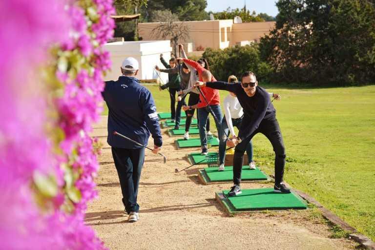 Ibiza Golf organiza una fin de semana de puertas abiertas para probar este deporte