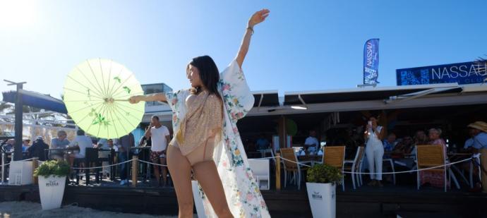 Despedida con día de verano en Nassau Beach Club