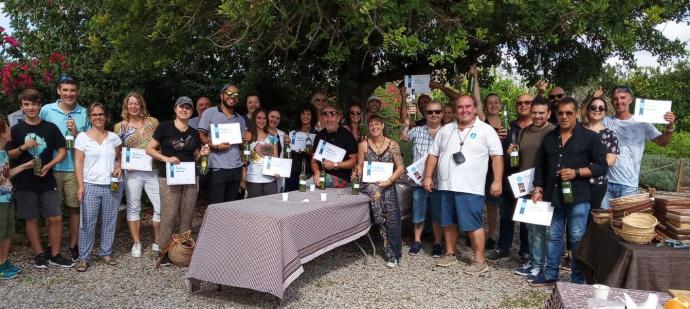 Este domingo, nuevo taller de Hierbas Ibicencas de otoño de Fluxà Ibiza
