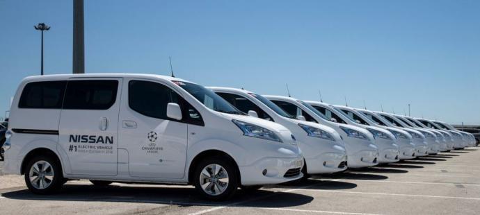 Nissan, a la cabeza en el mercado de coches eléctricos en España