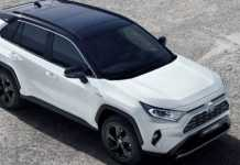 Potencia híbrida de Toyota