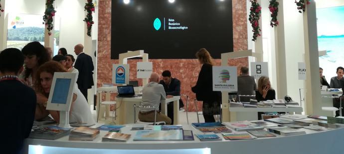 Varios turoperadores se interesan en Londres por Ibiza Botánico Biotecnológico