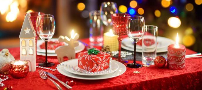 Los restaurantes de Ibiza se visten de gala para Nochebuena