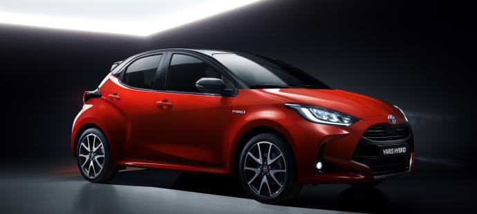 Nuevo Toyota Yaris, un híbrido seguro ideal para conducir en Ibiza