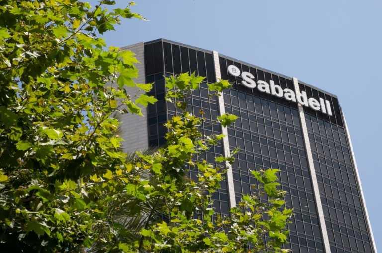 Banco Sabadell reduce en 15 toneladas el uso de papel en dos años
