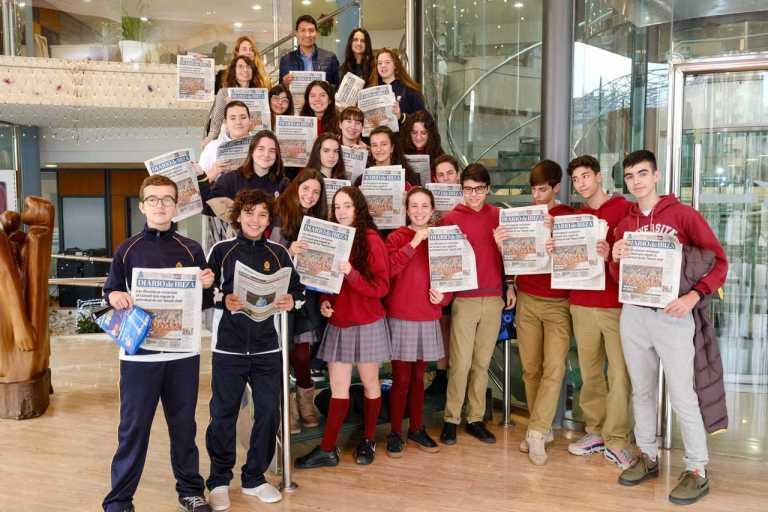 Digital Ground, periodismo que nace en el aula