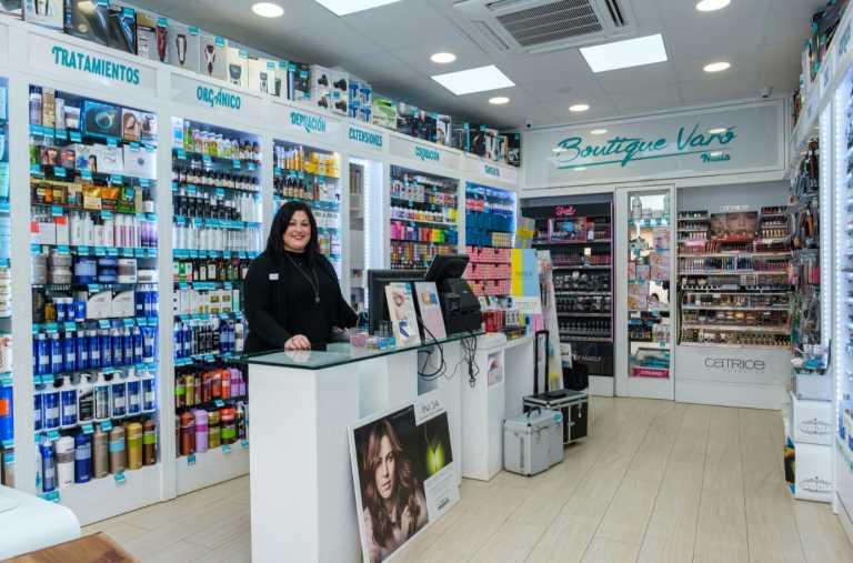 Boutique Varó: todo para peluquería y estética profesional