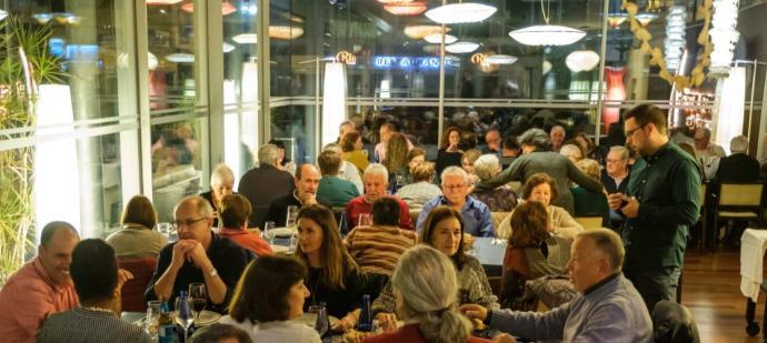 Vuelve el arroz más solidario el 7 de febrero al restaurante Es Nàutic