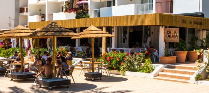 Un paraíso próximo en la Cala Sant Vicent