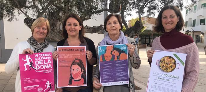Formentera organiza un programa de actos para que la sociedad sea más igualitaria