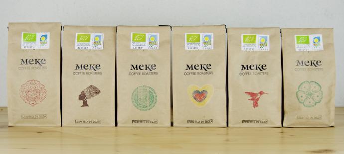 Meke Coffee, el café orgánico de Ibiza con envíos a domicilio