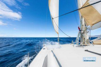 Hay que tener respeto por el entorno, ya que sin mar no habría navagantes.