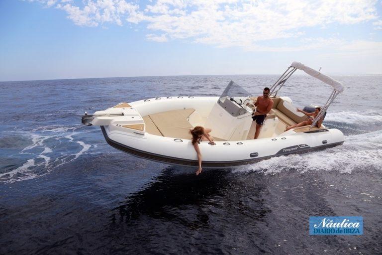 Motonáutica Ibiza incorpora a su flota cinco nuevos barcos