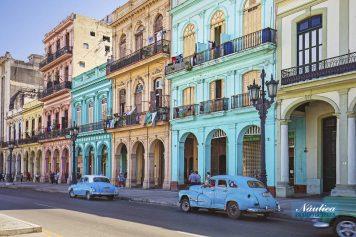 Este año después de mirar rodar el planeta azul, han decidido un viaje desde Ibiza a Cuba.