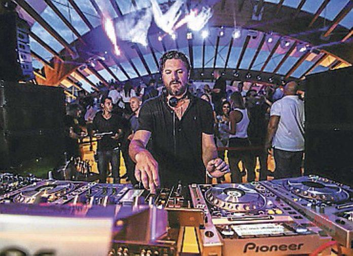 El dj y productor Solomun. | VITORINO