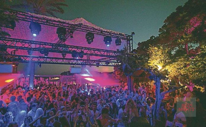 Panorámica de Blue Marlin Ibiza.   Mar Torres