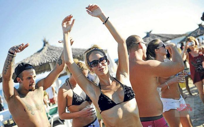 El sábado próximo gran 'opening' en Bora Bora.