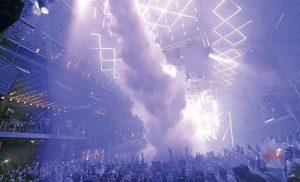 La Terraza de Amnesia es para los amantes de la cultura de club una leyenda viva una experiencia multisensorial.