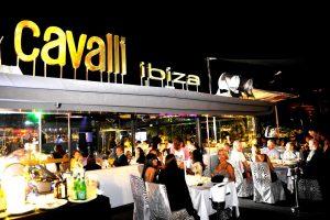 Cavalli es restaurante, 'lounge' y club.