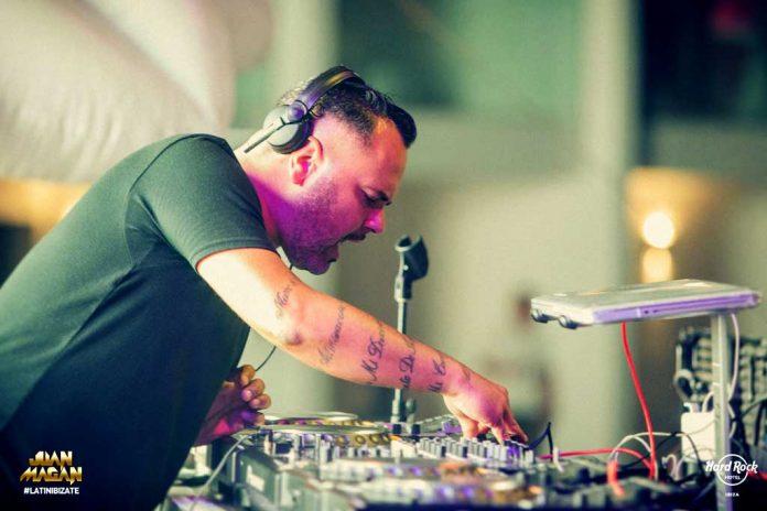 El productor y dj latinoamericano estrena residencia este verano en Hard Rock Hotel.