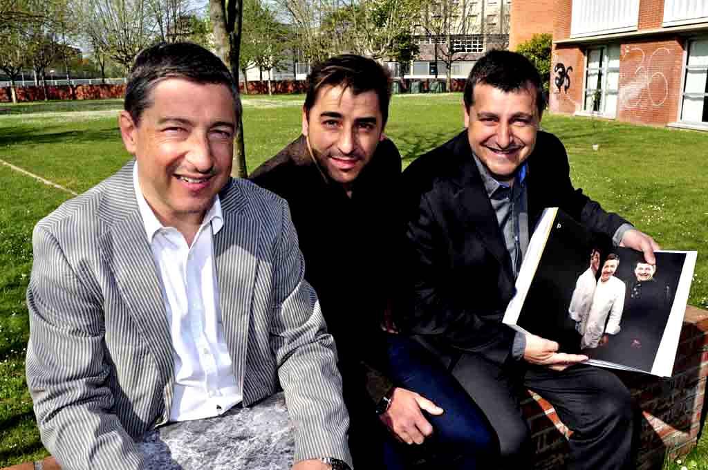 Hermanos Roca, un trío infalible.